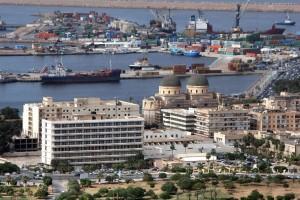 Eastern Libyan port city of Benghazi  AFP Photo