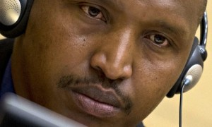 Nicknamed 'The Terminator', Bosco Ntaganda founded the M23 rebels, who were defeated by UN-backed troops in November. Photograph: Peter Dejong/AFP/Getty