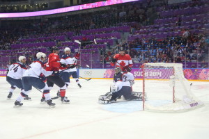 United States and Canada's Game