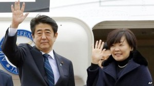 Last year, Shinzo Abe said Africa would help drive global growth in the future.