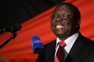Movement for Democratic Change leader Morgan Tsvangirai.  FILE | NATION MEDIA GROUP