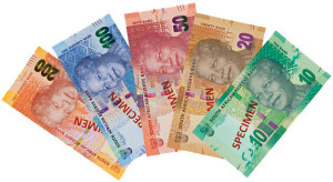 South Africa's Currency Rand