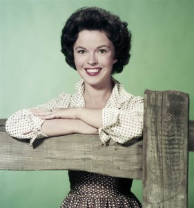 "Shirley Temple appeared in ""Shirley Temple's Storybook"" from 1958 to 1961.  NBCU Photo Bank via Getty Images"