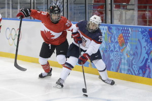 Kendall Coyne, Marie-Philip Poulin