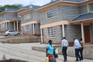 Real estate tops the list of sectors where Kenya's rich invest their money.