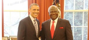 President Obama and President Koroma