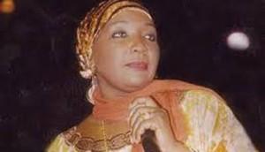 Cote d'Ivoire songstress Aicha Koné. Photo: NATION MEDIA GROUP