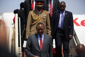 President: Kenyatta
