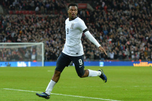 England striker Daniel Sturridge  Photo: BEN STANSALL