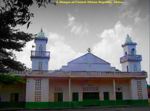 Central African Mosque