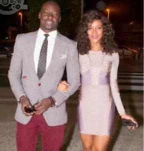 Chris Attoh & Damilola Adegbite