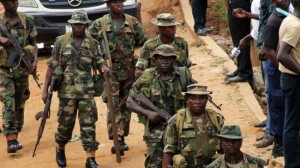 nigerias military