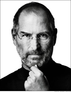 Steve Jobs, the late Apple co-founder and CEO