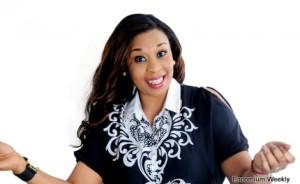 Nigeria's TV Star Tricia Esiegbe