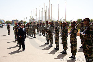 President of Cape Verde, P. Pires