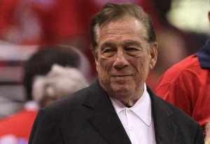 Clippers Owner Donald Sterling. Stephen Dunn /Getty/AFP/File