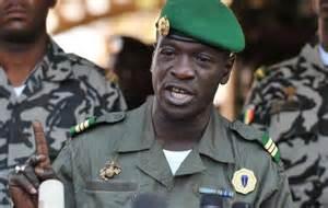 General Amadou Sanogo