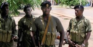 guinea bissau military