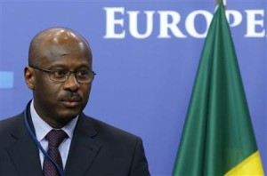 Former Prime Minister, Oumar Tatam Ly