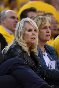 Shelly Sterling, the wife of Donald Sterling owner of the Los Angeles Clippers