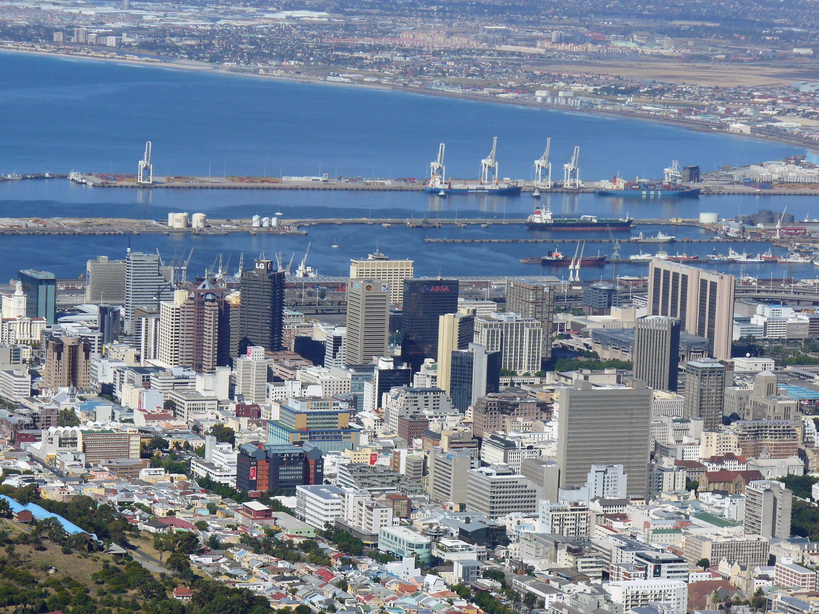 South Africa Cape Towns Water Crisis Highlights Citys Richpoor - Capital of south africa