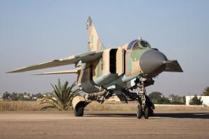 libyan air craft