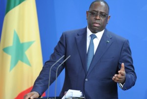 Senegalese President Macky Sall  Photo: NEW AFRICA BUSINESS NEWS