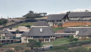 President Zuma's Estate Picture: NEW AFRICA BUSINESS NEWS