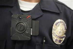 Body Camera  Photo: AP